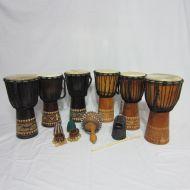 GW African Djembe Groove Package