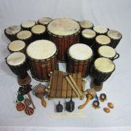 GW African Djembe Large Ensemble Package