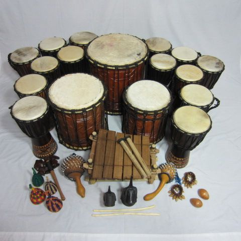 World Percussion Ensemble Packages