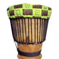 African Drum Hat Cover