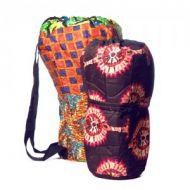 Ghana Series Djembe Bag  Zip 12