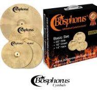 Bosphorus Boxed Matching Cymbal Set 14/16/20