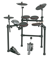 Carlsbro CSD180 5pc Electronic Drum Kit
