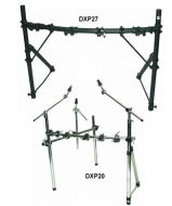 DXP Chrome Drum Rack