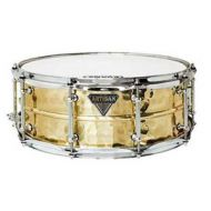Dixon Artisan Hammered Brass Snare Drum 6.5