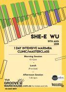 She-e Wu  Marimba Intensive Date TBA