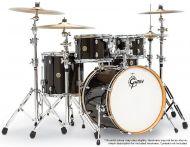 Gretsch Catalina 5pc Maple Fusion Drum Kit w hardware
