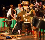 Little Drummers Wed 4pm