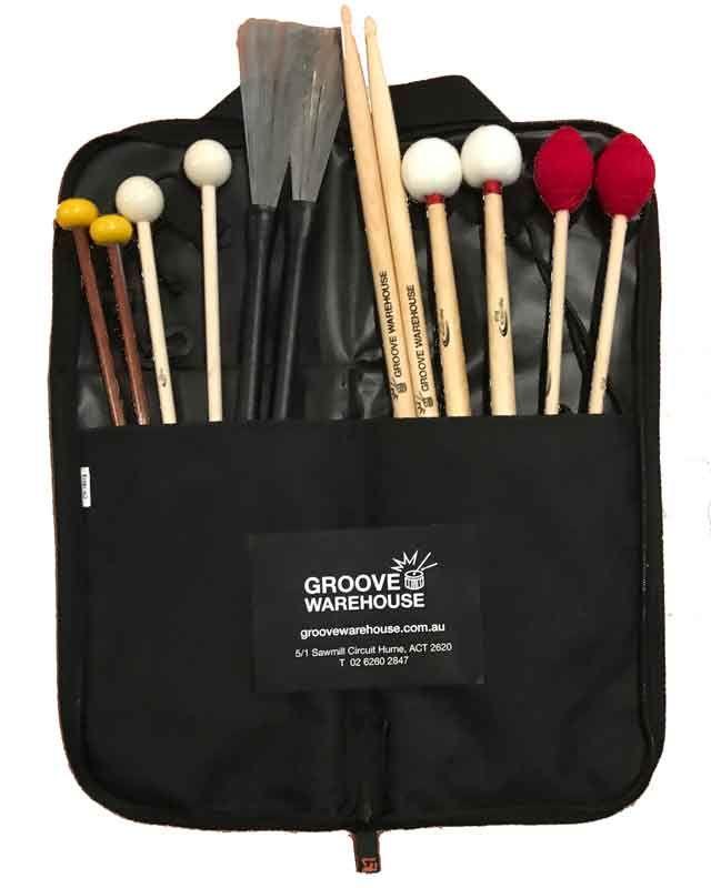 Groove Warehouse Stick / Mallet Bag Sets