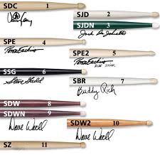 Signature Sticks and Mallets
