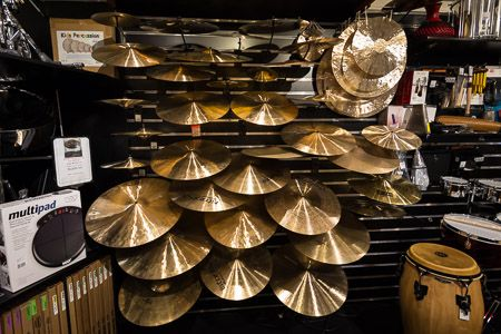 Cymbals & Gongs