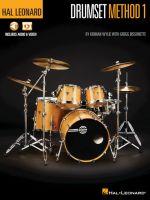 Hal Leonard Drumset Method Book 1