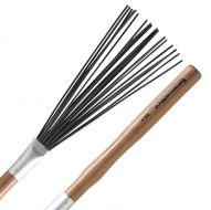 Innovative Heavy Nylon Brush - Heavy Wood Handle