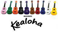 Kealoha Coloured (Kids) Soprano Ukulele
