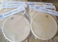 Kentville Drums Kangaroo Hide Head (14