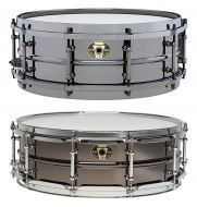 Ludwig Black Magic Snare Drum (Vavious)
