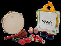 Mano Percussion 6 Piece Set