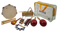 Mano Percussion 9 Piece Set