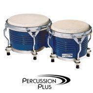 Percussion Plus Wooden Bongos (Various)