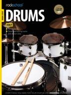 Rock School DRUMS Debut Book