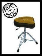 ROC-N-SOC Throne - Manual Spindle with Original Tan Seat Top