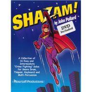 SHAZAM w DVD