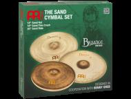 MEINL Byzance Vintage Sand Cymbal Set
