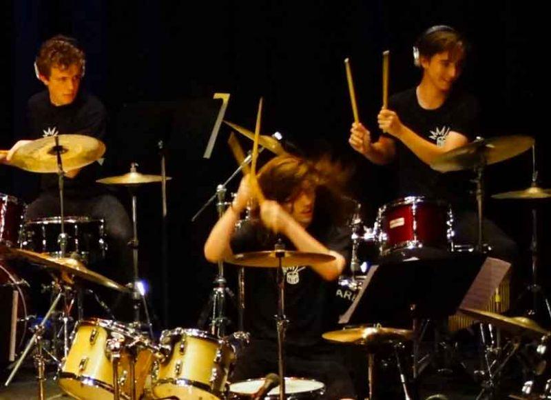 Drums 1 - 2