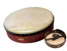 Irish Percussion Bodhrans