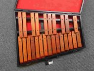 Percussion Plus 25 Note Xylophone w Case