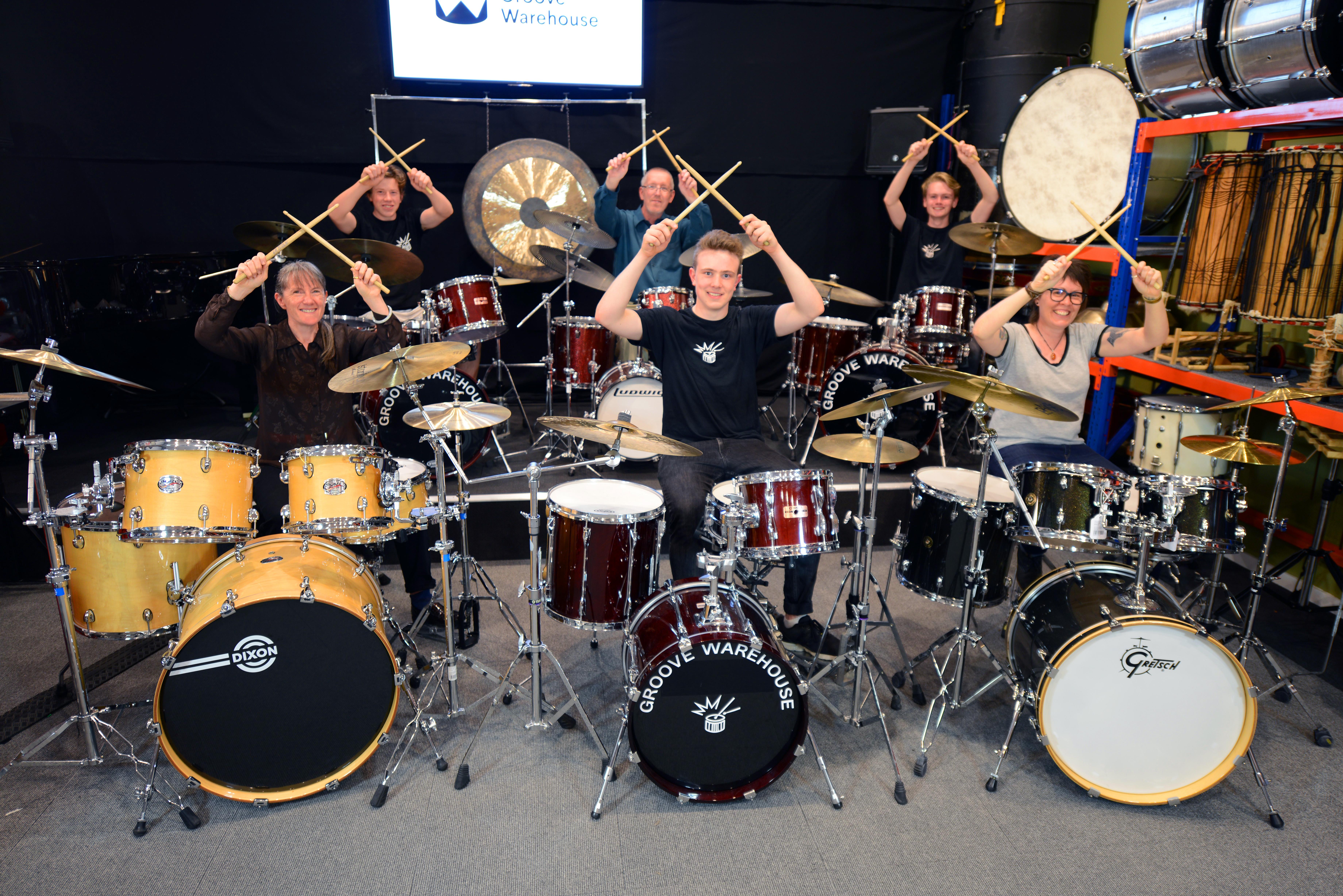 Drumkit Classes
