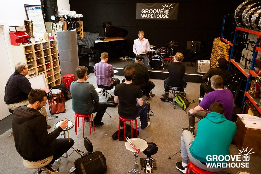 International Artist Workshops
