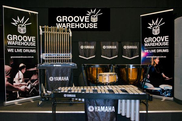 Yamaha Concert Percussion